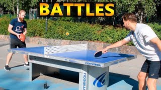 Ping Pong Battles Against Strangers 4