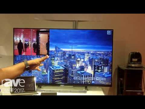 ISE 2017: Intel Exhibits FPGA Customized Video Solutions