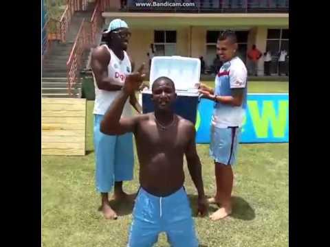 ALS Ice Bucket Challenge - Darren Sammy