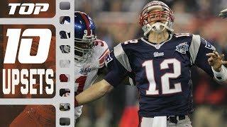 Top 10 Upsets in NFL History!   NFL Films