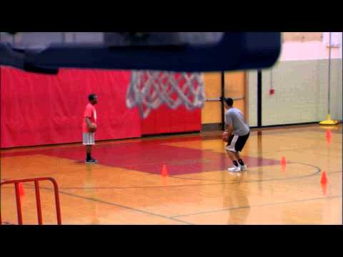 The Journey Draft Special Episode 2 - Trey Burke Workout