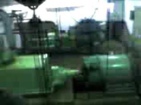 Unidade Termelétrica queima de bio-massa de cana Destilaria Guaricanga