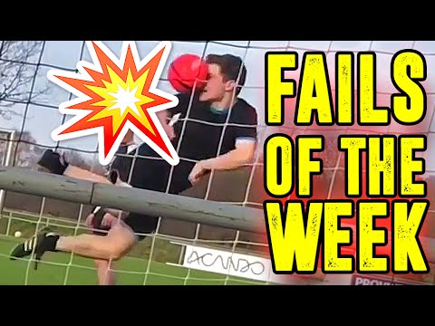 TOP 5 Soccer Football Fails I WEEK #89  2016