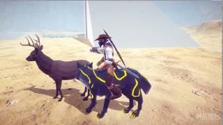 Horse Animset Pro V3 Unity 5 New Features 2