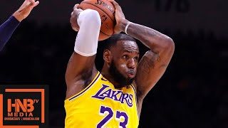 Los Angeles Lakers vs Denver Nuggets 1st Half Highlights   30.09.2018, NBA Preseason