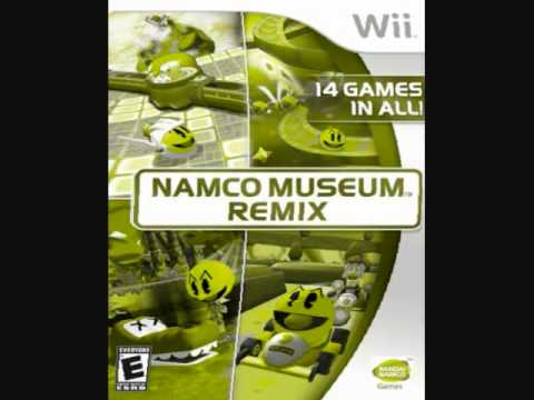 Namco Museum Remix - Galaga World 2