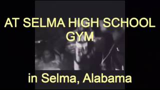 Celebrity Charity Basketball Game Selma High School Selma, AL Hitmaker D-Aye Commercial