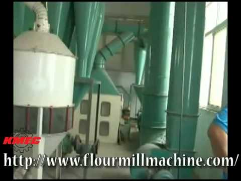 Flour Mill Machinery, Wheat Flour Mill , Grinding Mill For Sale