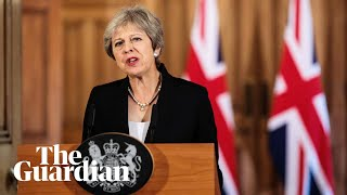 Brexit: 'No deal is better than a bad deal' says Theresa May