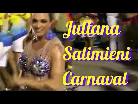 JUJU SALIMENI OFFICIAL 2016 RIO CARNIVAL REHEARSAL FOR UNIDOS DA TIJUCA