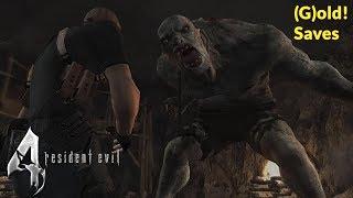 Resident Evil 4 - #8 Leon vs El Gigante