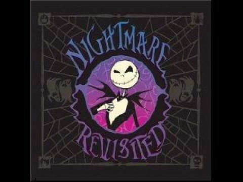 Nightmare Revisited Jack and Sally Montage Video