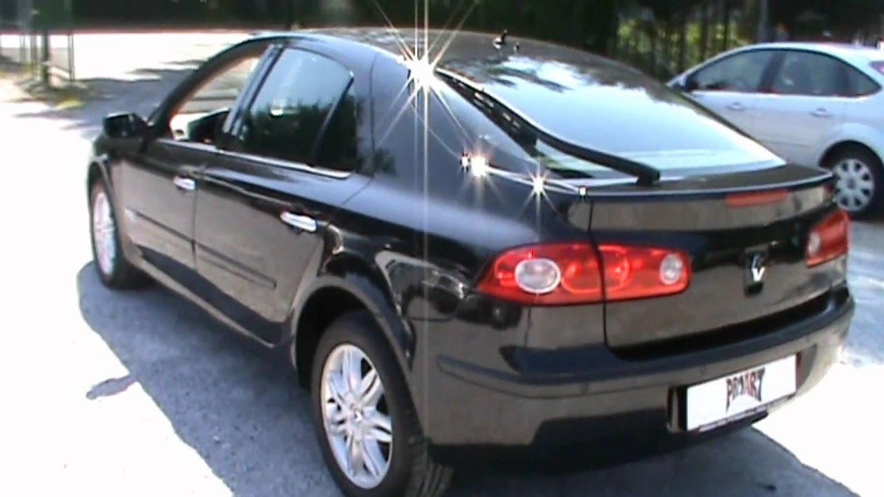 2006 renault laguna 2 2 dci initiale automatic full review start up engine and in depth tour. Black Bedroom Furniture Sets. Home Design Ideas