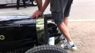 Bugatti Type 51 Repair