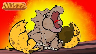 The Egg - Dinosaur Songs from Dinostory by Howdytoons