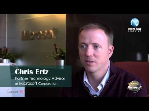 Learning from Microsoft - Chris Ertz, Partner Technology Advisor at Microsoft Corporation