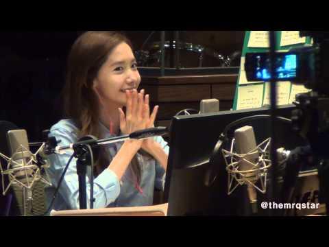 [Fancam] 140819 Sunny's FM Date - SNSD YOONA