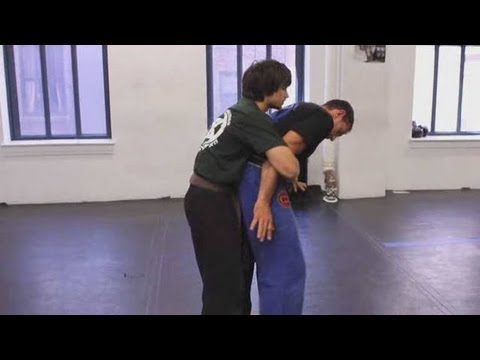 How to Defend Against a Bear Hug from Behind
