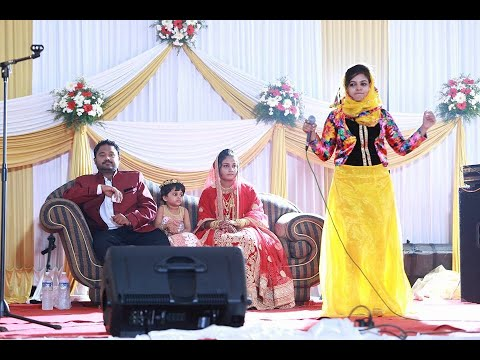 Maduvarna Poovalle |mappilpattu Oppana Pattu Kolkali Songs Stage Shows|malayil Curry Powdr video