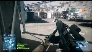 Gamer Girl Battlefield 3 Girlfriend BF3 Gameplay Commentary Episode 12