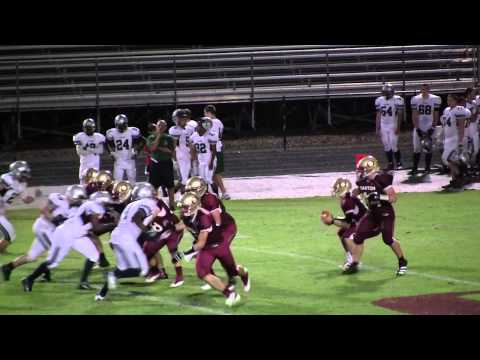 2011 South County vs Oakton Football Highlights