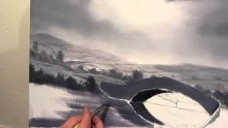 Painting fifty shades of grey p2 HD