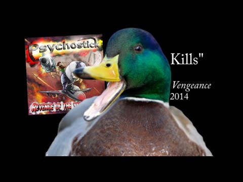 QUACK KILLS + lyrics [Official] by PSYCHOSTICK online metal music video by PSYCHOSTICK