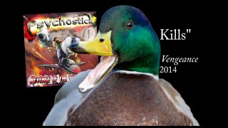 PSYCHOSTICK - Quack Kills (lyric video)
