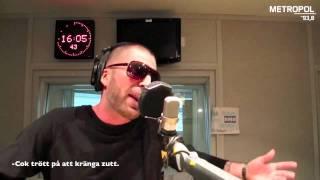 Avsnitt 16: Safe House Staff - Nimo spottar live - Kärleksattackens webbteve