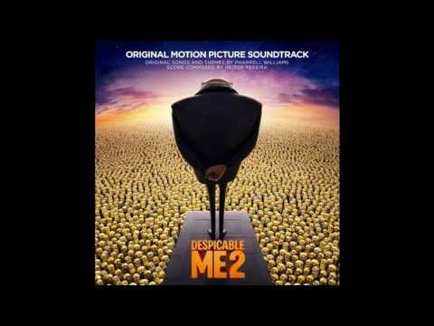 Pharrell   Happy HD Despicable Me 2