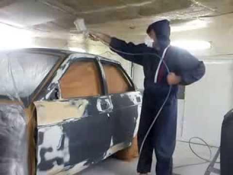 Покраска автомобиля своими руками ян