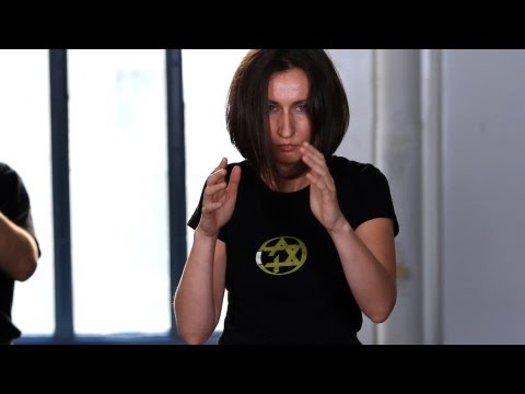 Krav Maga Defense Techniques for Women | Krav Maga Techniques Image 1