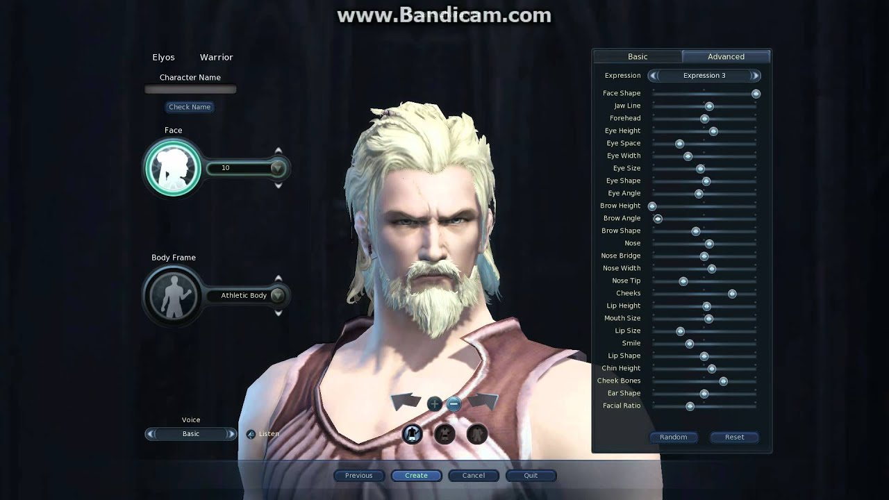 how to make a good looking sr2 characters