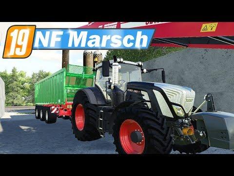 LS19 NF Marsch #10 - Neue Väderstad Sämaschine | Farming Simulator 19