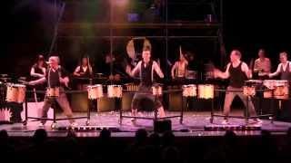Toegift Slapstick, Shuffle Percussion Group, Slapstick@Amphion Doetinchem!