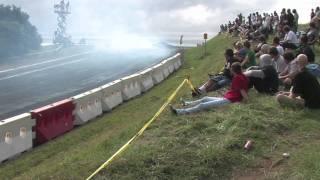 Taranaki Street Drifting 2010 - Thanks to WSR