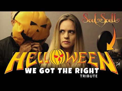 Soulspell Metal Opera - We Got The Right (helloween 30 Years Tribute) video