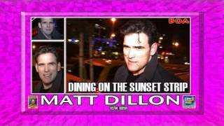 Matt Dillon Asked About Reese Witherspoon