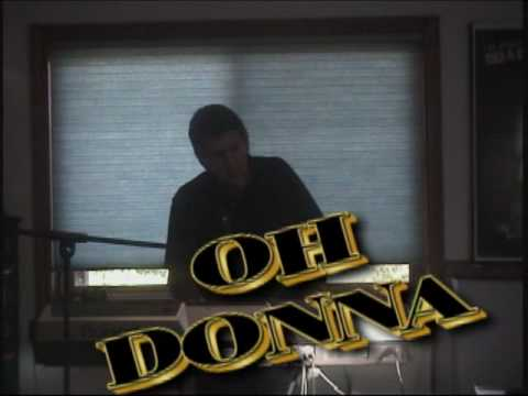 OH DONNA - Ritchie Valens 1958 (cover)