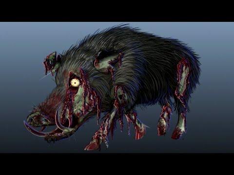 H1Z1 Zombie Boar [Official Video]