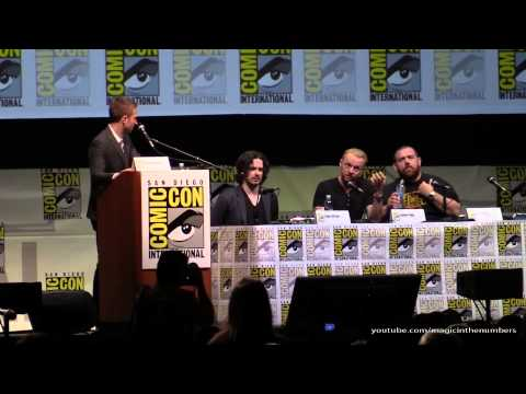 World's End panel SDCC 2013