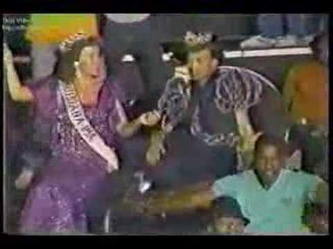 Dixie Band Haitian Carnival1984