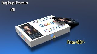Google Launched 4G Phone, Snapdragon Processor, Price 499/- Only, Wiz Phone wp006