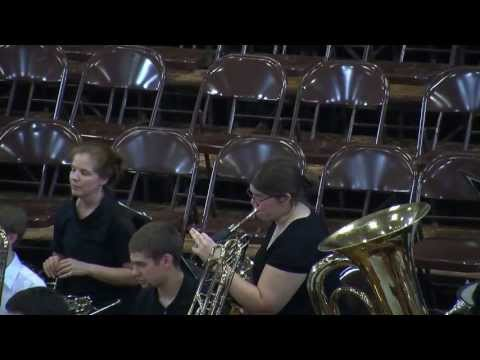 Bethel College Master Works Symphony #4.wmv