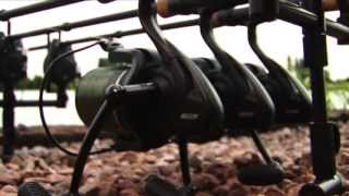 ***CARP FISHING TV*** New FX11 Reel