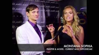 ART IN FUSION TV -Interview with Artist Montana Sophia