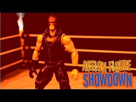 Kane Entrance Video - Action Figure Showdown (mbg1211)