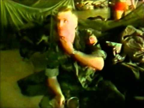 IKE SEAMANS  US MARINES FIGHT LEBANON 1983