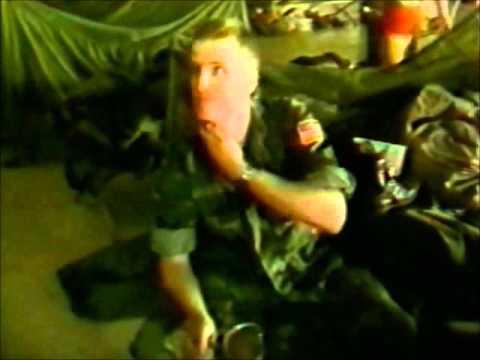 IKE SEAMANS  US MARINES FIGHT LEBANON 1983
