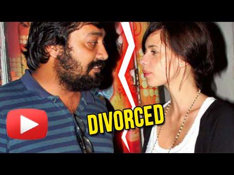 Official: Anurag Kashyap And Kalki Koechlin Are Divorced!